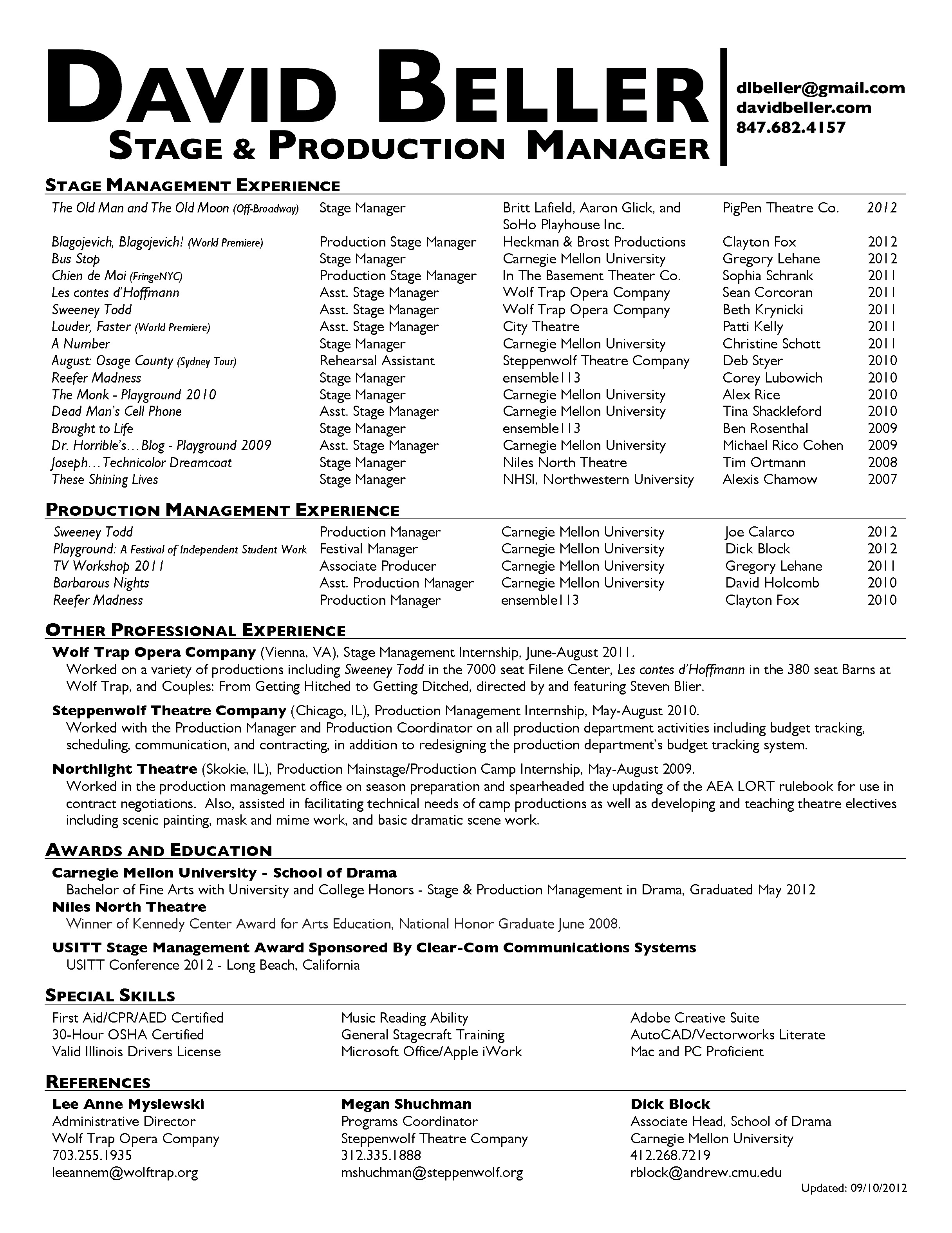 production coordinator cover letter  accounting graduate resume    production coordinator cover letter  accounting graduate resume examples